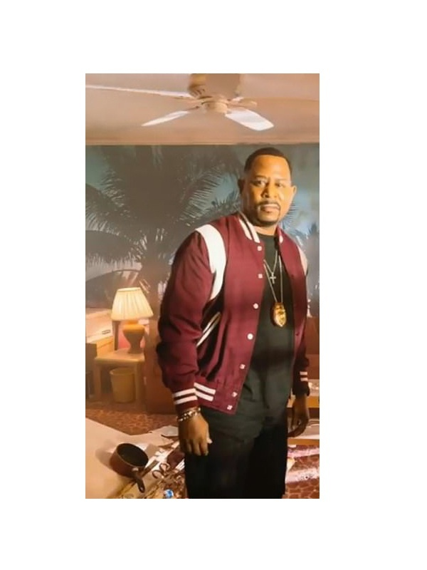 Bad Boys For Life Martin Lawrence Jacket