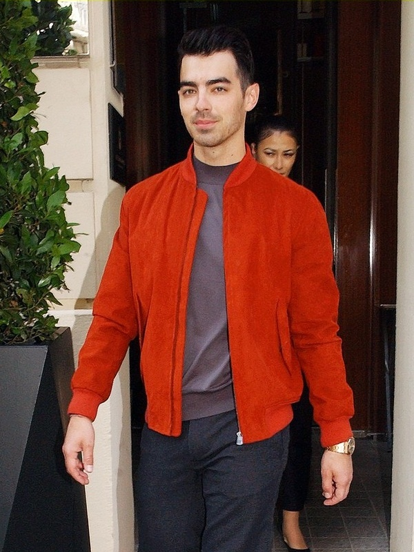 Joe Jonas Jacket