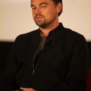 Leonardo DiCaprio Fleece Jacket