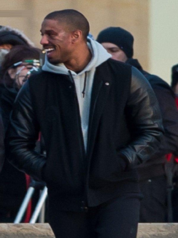 Michael B. Jordan XXIV Adonis Creed