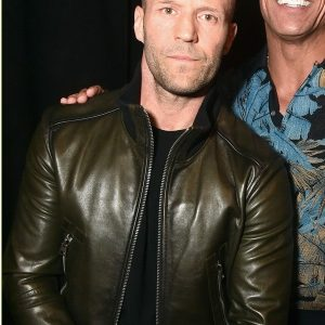 Movie Hobbs & Shaw Jason Statham Jacket