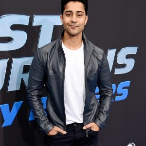 Movie Fast Furious Spy Racers Manish Dayal Jacket