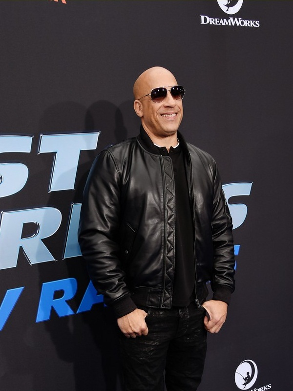 Movie Fast Furious Spy Racers Vin Diesel Jacket