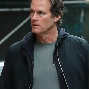 Rande Gerber Black Leather Jacket