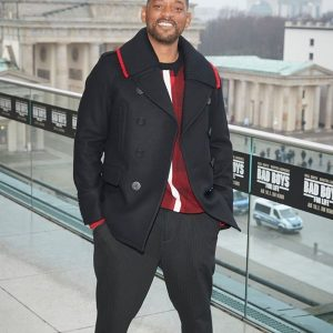 Will Smith Bad Boy For Life Movie Coat