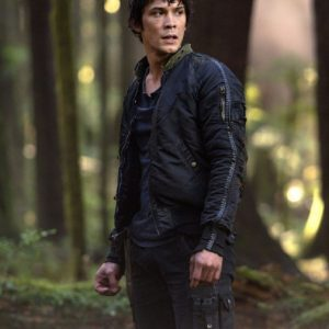 Bob Morley The 100 Tv Series Jacket