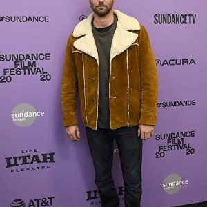 Drama Never Rarely Sometimes Always Ryan Eggold Jacket