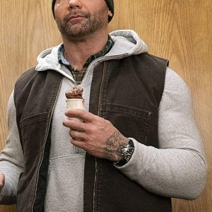 Movie My Spy Dave Bautista Cotton Vest