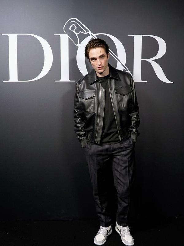 Robert Pattinson Leather Jacket